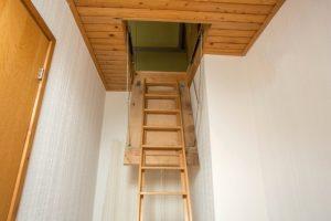 escalier pour comble